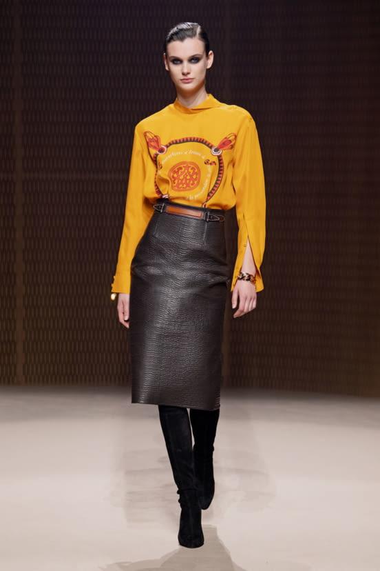 Hermès look 14 - FW19