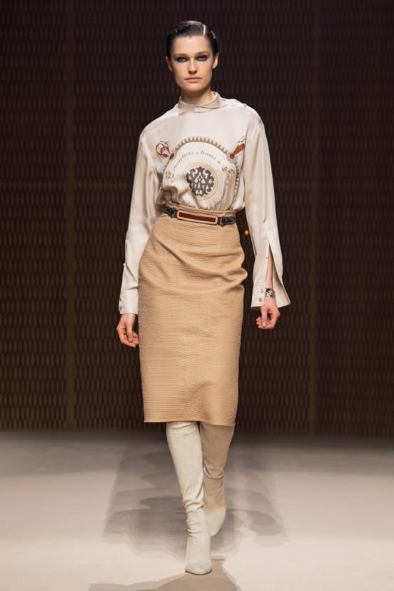 Hermès look 16 - FW19