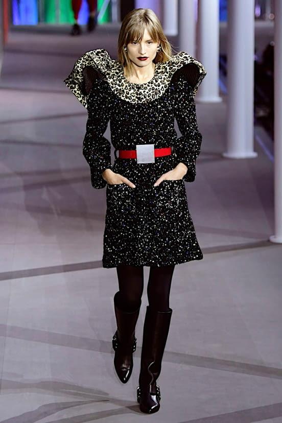 Louis Vuitton look 2 - FW19