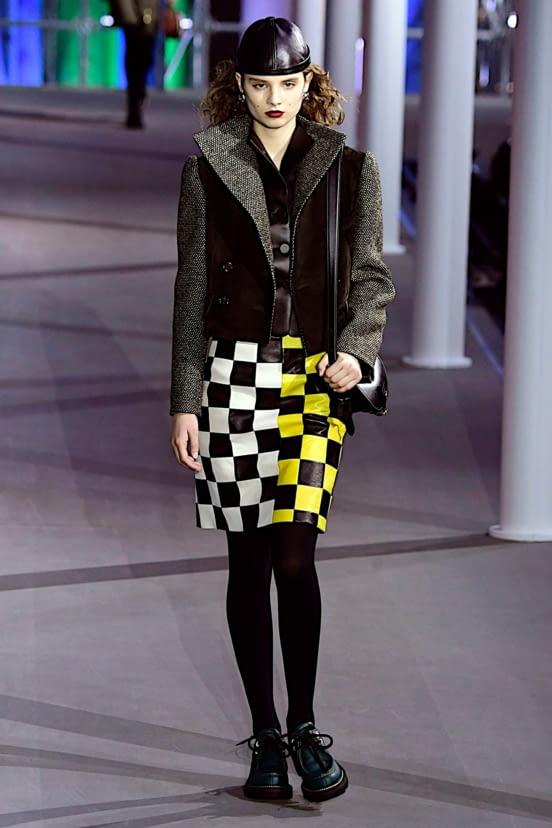 Louis Vuitton look 19 - FW19