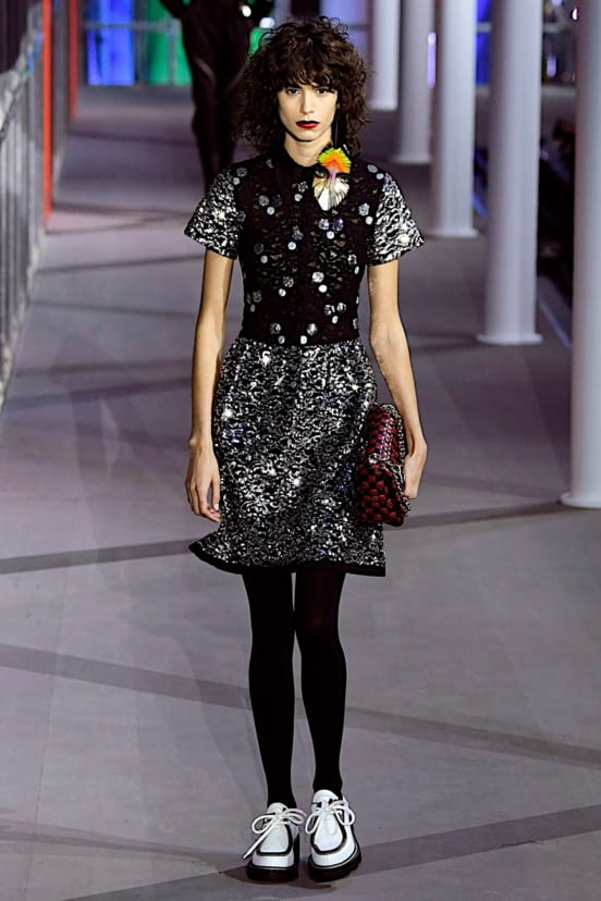 Louis Vuitton look 47 - FW19