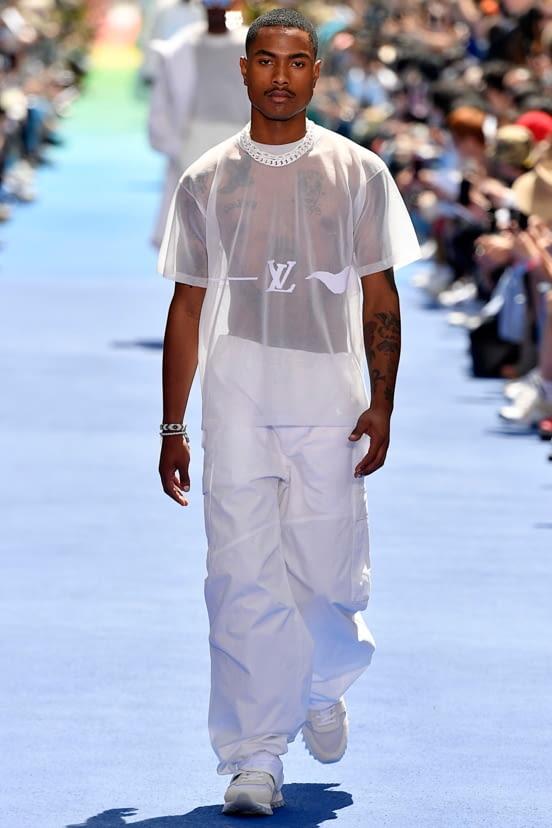 Louis Vuitton look 6 - S/S19