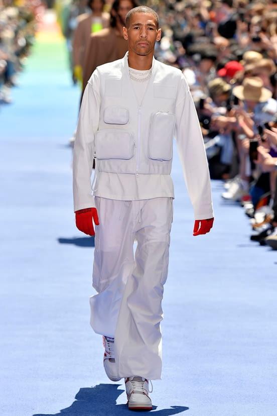 Louis Vuitton look 17 - S/S19