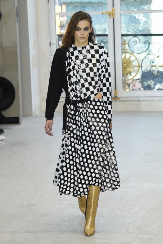 Louis Vuitton look 9 - S/S 17