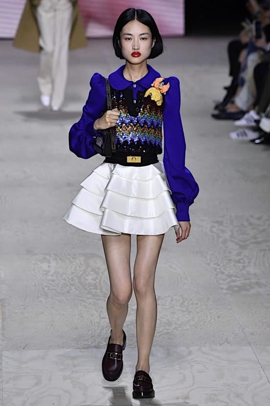 Louis Vuitton look 9 - SS20
