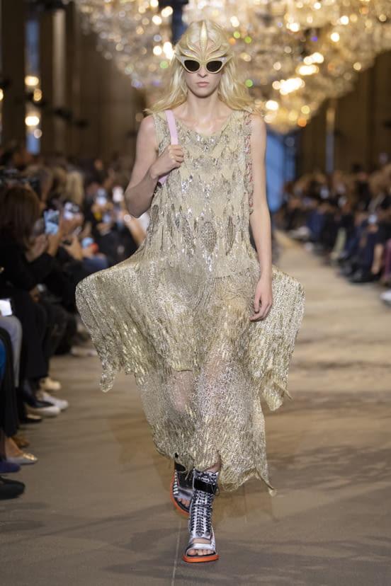 Louis Vuitton look 2 - SS22