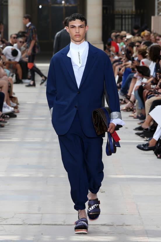 Louis Vuitton look 5 - S/S 18