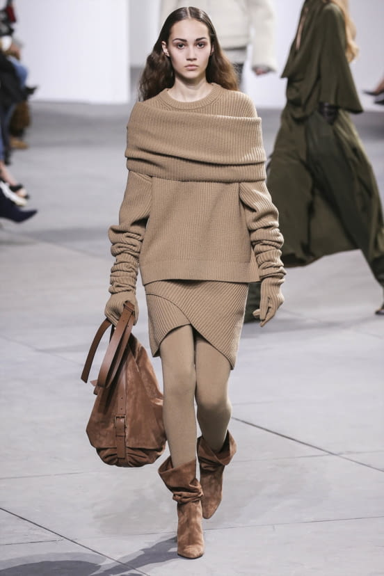 Michael Kors Collection look 34 - F/W 17