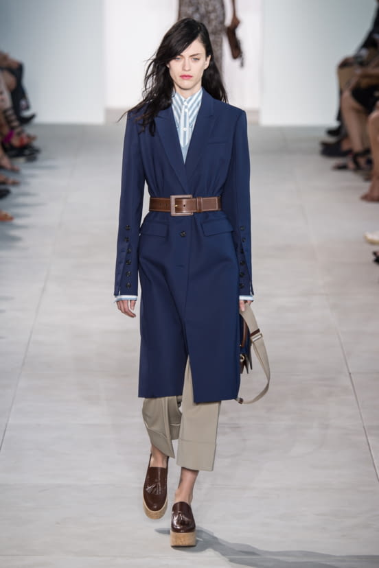Michael Kors Collection look 35 - S/S 17