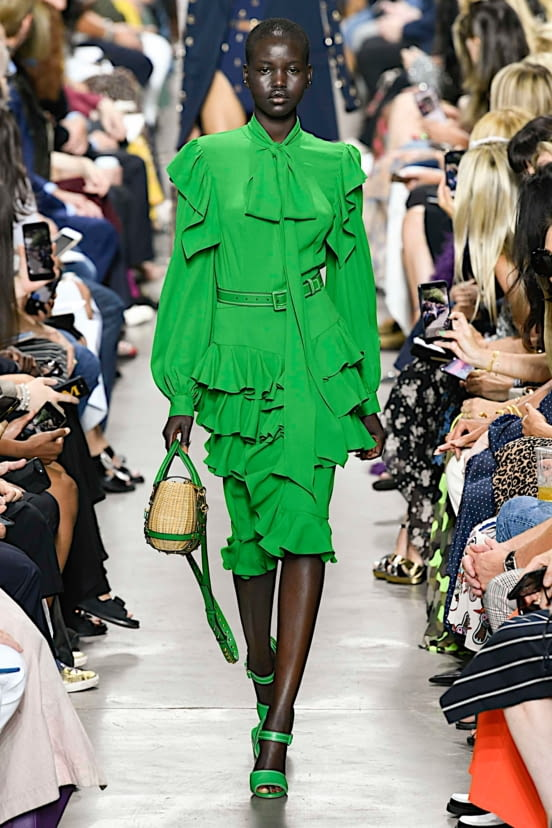 Michael Kors Collection look 15 - SS20