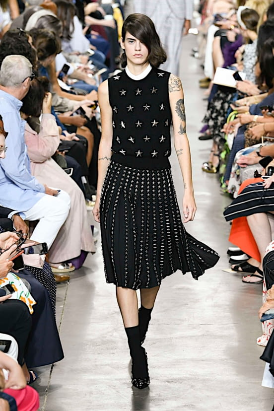 Michael Kors Collection look 63 - SS20
