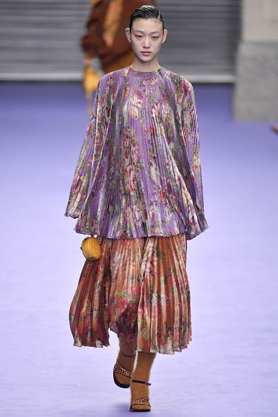 Mulberry look 42 - F/W 17