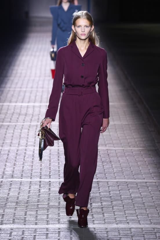 Mulberry look 11 - S/S 17