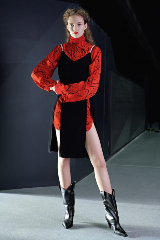 Nina Ricci look 4 - PF18
