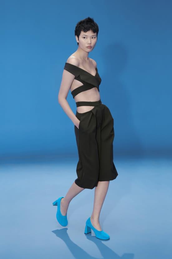 Nina Ricci look 5 - SS22