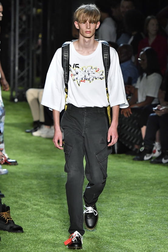 Off-White look 12 - S/S19