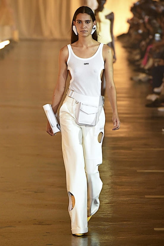 Off-White look 3 - SS20