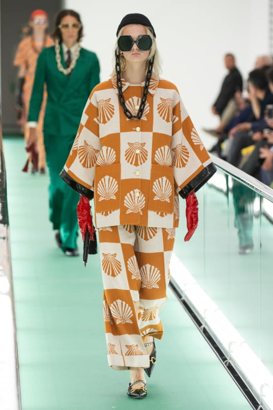 Gucci look 75 - SS20