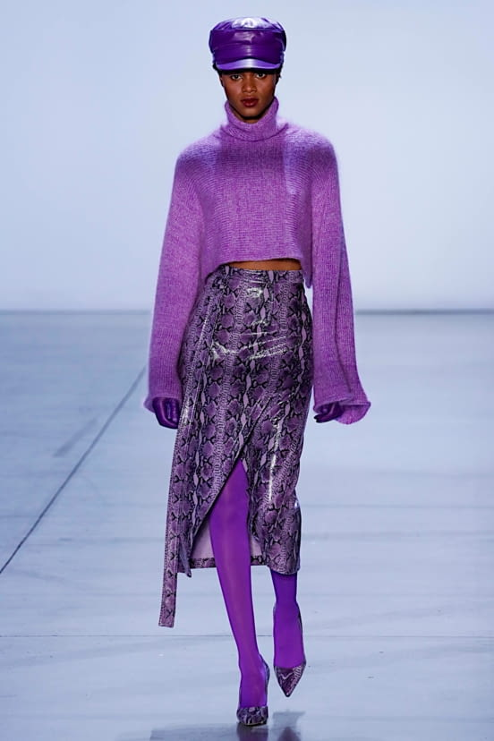 Sally LaPointe look 21 - FW19