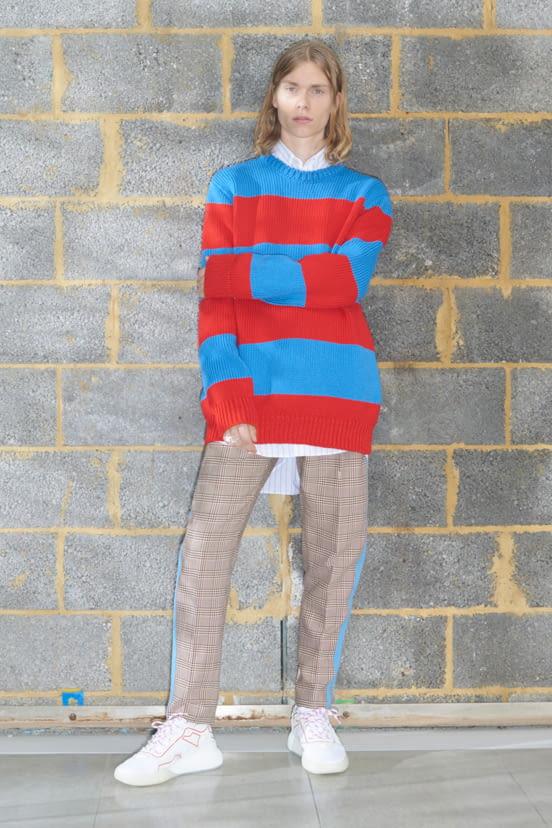 Stella McCartney look 6 - S/S19