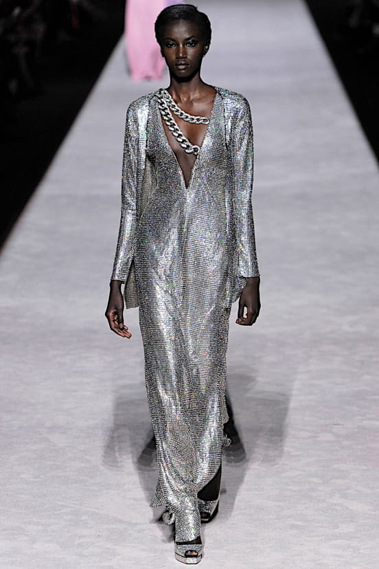 Tom Ford look 44 - FW19
