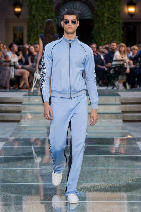 Versace look 15 - S/S 18