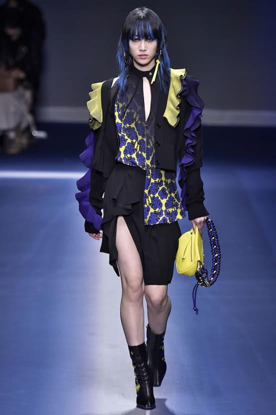 Versace look 35 - F/W 17