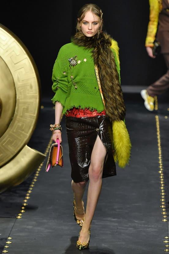 Versace look 9 - FW19