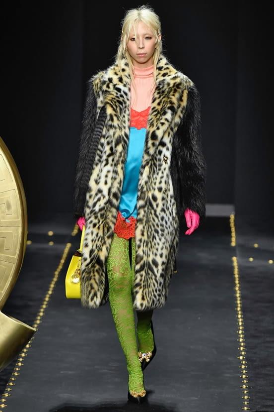 Versace look 21 - FW19
