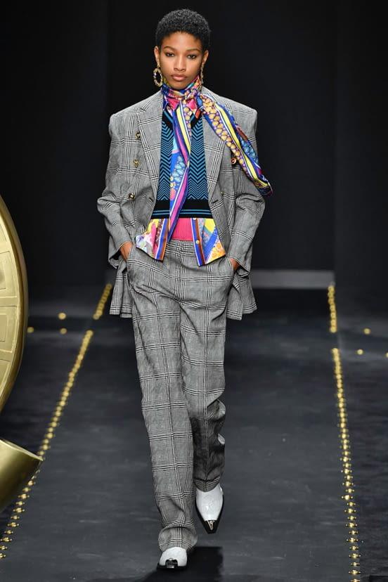 Versace look 45 - FW19