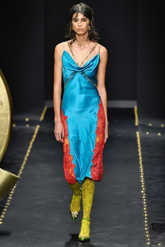 Versace look 49 - FW19