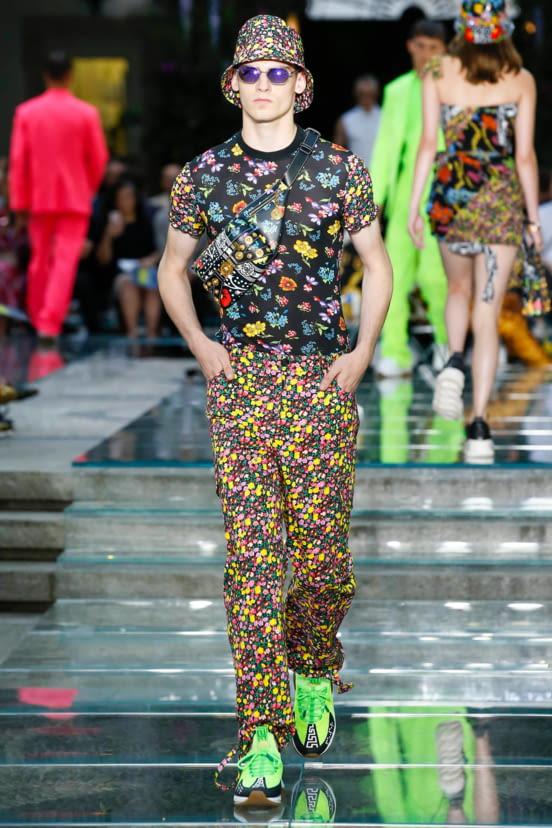 Versace look 30 - S/S19