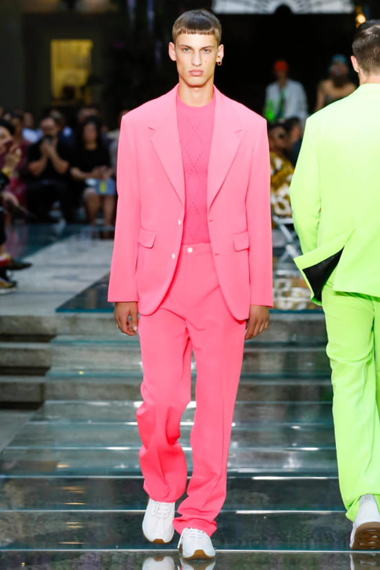Versace look 32 - S/S19