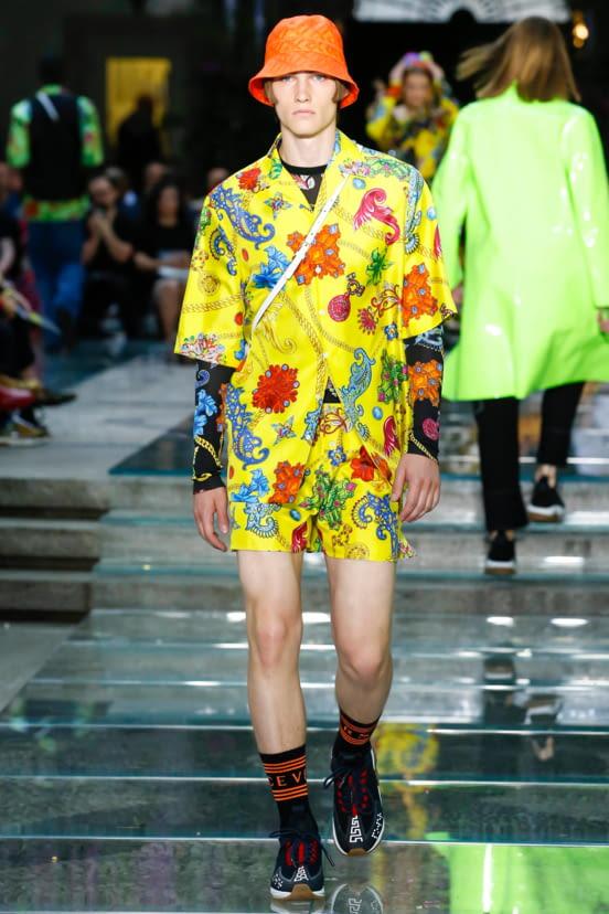 Versace look 40 - S/S19