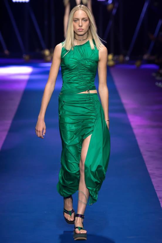 Versace look 5 - S/S 17