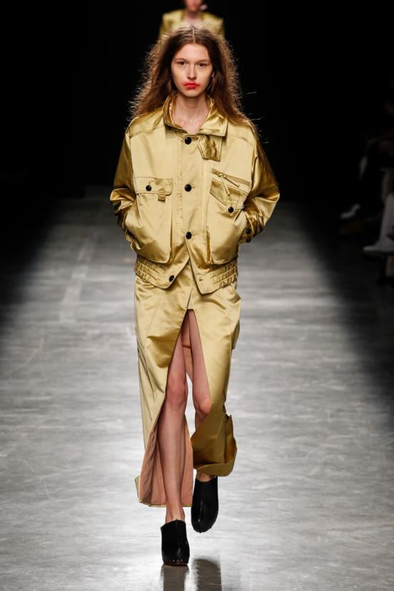 Andreas Kronthaler for Vivienne Westwood look 49 - S/S 17