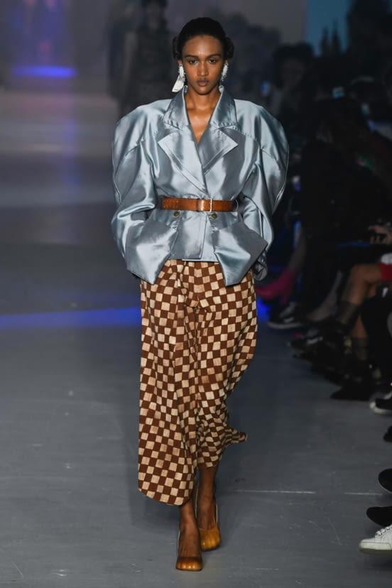 Andreas Kronthaler for Vivienne Westwood look 12 - SS20