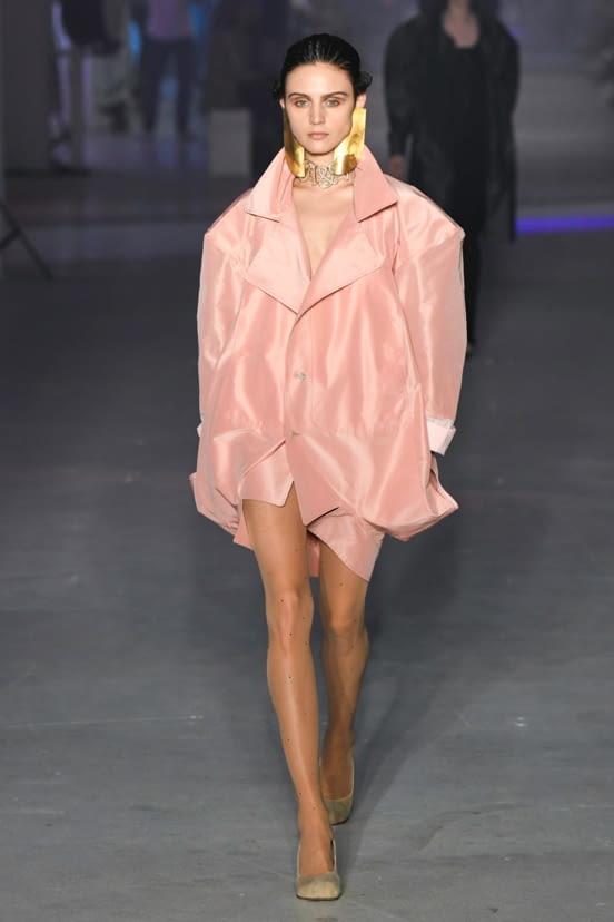 Andreas Kronthaler for Vivienne Westwood look 21 - SS20