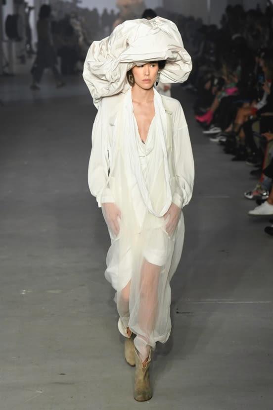 Andreas Kronthaler for Vivienne Westwood look 57 - SS20