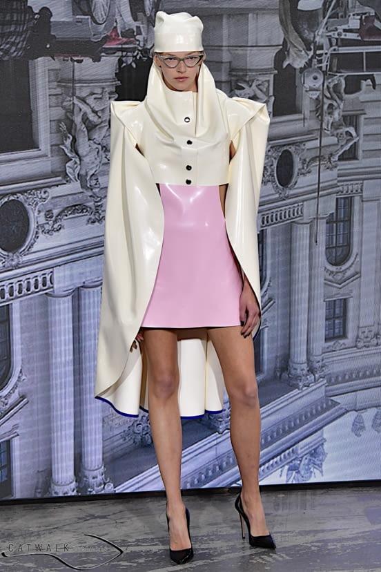 Andreas Kronthaler for Vivienne Westwood look 8 - SS22