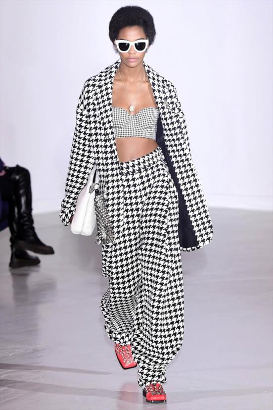 Wanda Nylon look 1 - F/W 17