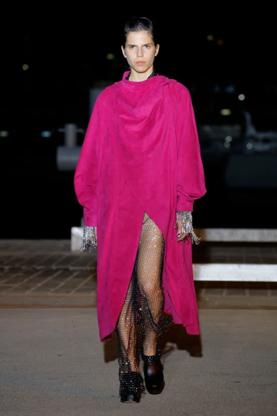 Wanda Nylon look 22 - S/S 17