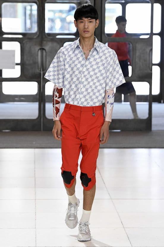 Xander Zhou look 38 - S/S19