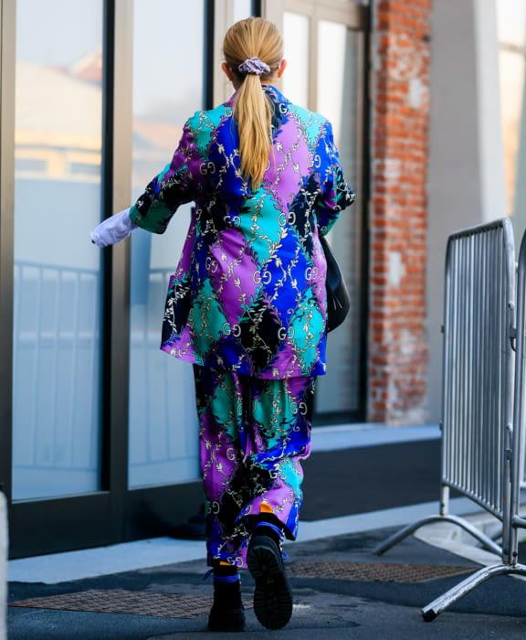 Dance Gear Nicola Femmes imprimé sans manches Combinaison