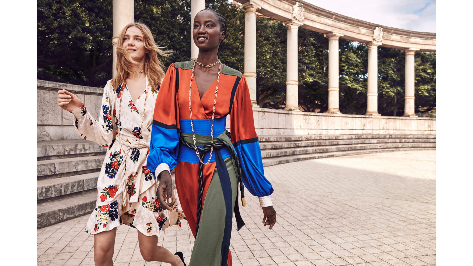 "TORY BURCH LAUNCHES ""WALK THE WALK"" CAMPAIGN Embracing Ambition to Empower Women and Entrepreneurs"