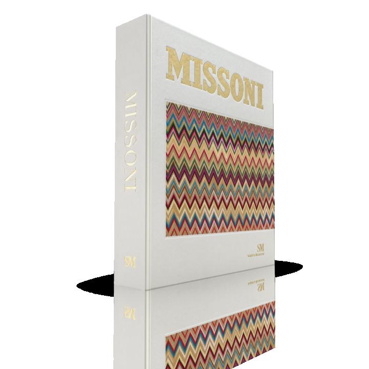 Missoni - The Great Italian Fashion Scripta Maneant Editore illustration