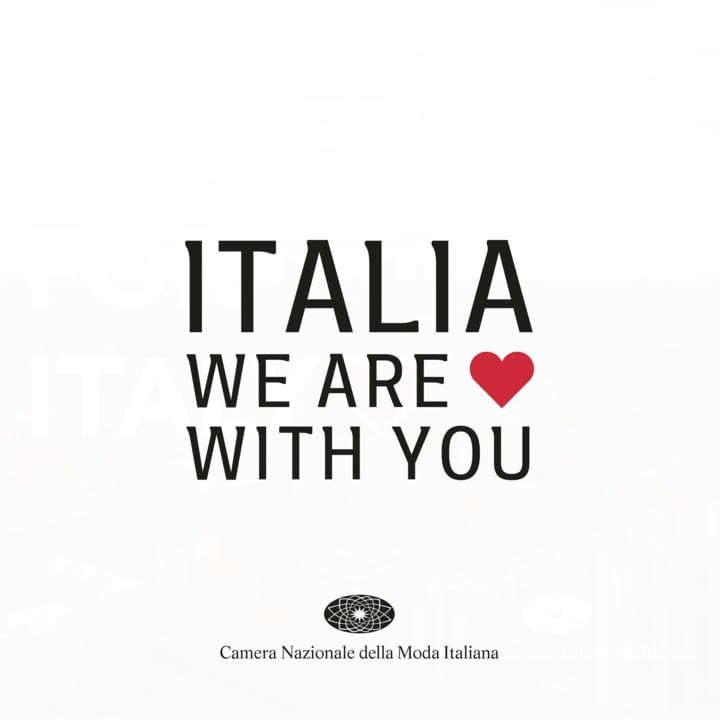 CNMI - Italia we are with you illustration