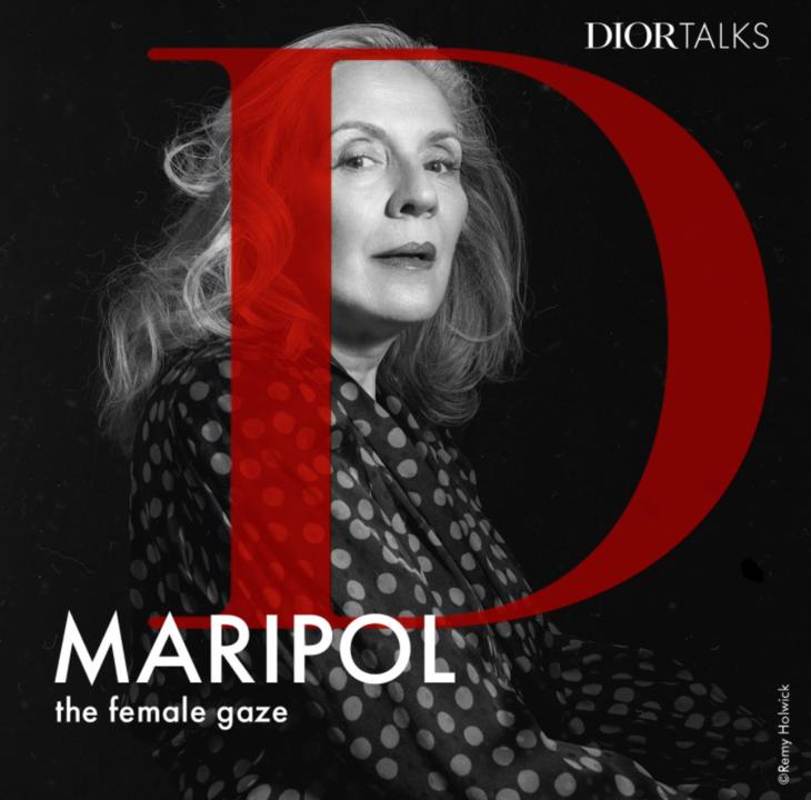 DIOR PRESENTS A NEW EPISODE OF THE FEMALE GAZE illustration