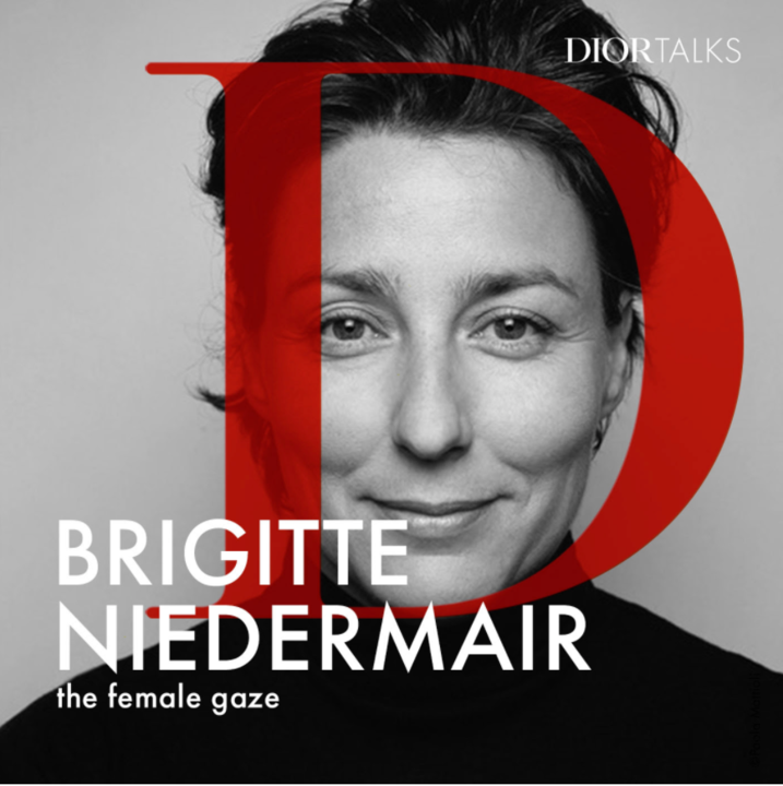 DIOR PRESENTS A NEW EPISODE OF THE FEMALE GAZE WITH BRIGITTE NIEDERMAIR illustration