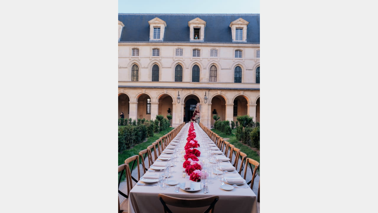 Intimate dinner hosted by Moncler and Mytheresa for the launch of 4 Moncler Simone Rocha's collection illustration 2
